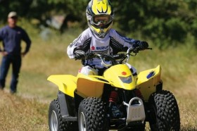 Suzuki LT-Z50 QuadSport Junior
