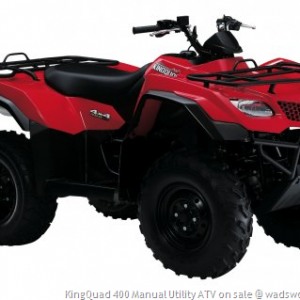 Suzuki King Quad 400
