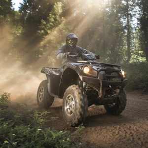 Kawasaki 750 ATV