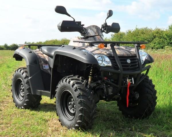 Quadzilla terrain 600 quad