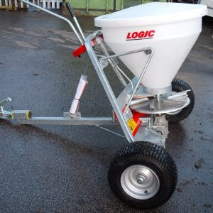 logic salt spreader LDS120DS
